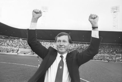 Alex Ferguson - 22nd November 1986