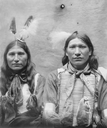 Native Americans - c1890