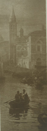 'The Market Boat'