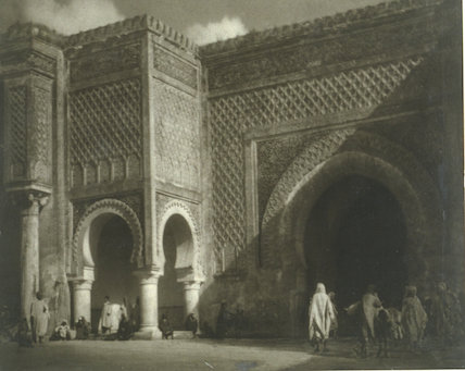 'The Great Gate of Mekues'