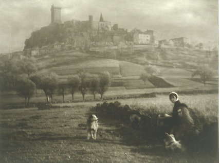 'The Shepherdess'