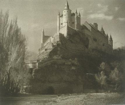 'A Castle in Spain' [Segovia]