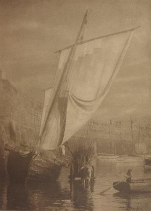 'The White Sail'