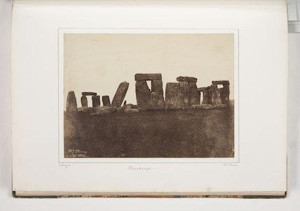 'Stonehenge', c.1857