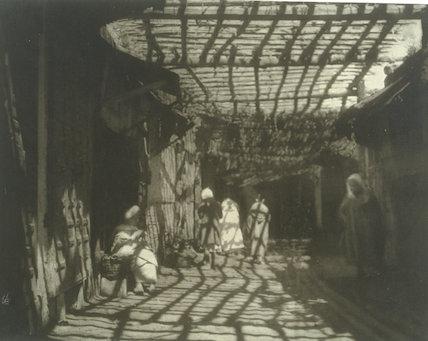 'Sunshine Jazz, Morocco'