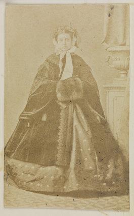 Member of the Royal Family, c 1862