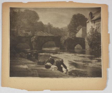 'The Bridge at Quimperle'
