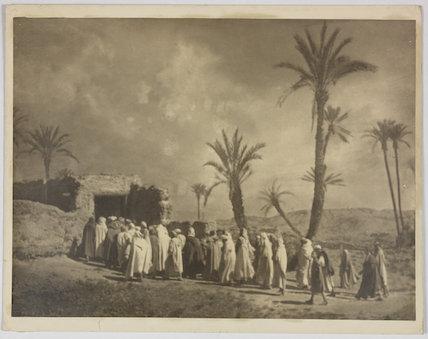 'An Arab Funeral'