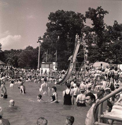 Glen Echo Amusement Park, Glen Echo, Maryland