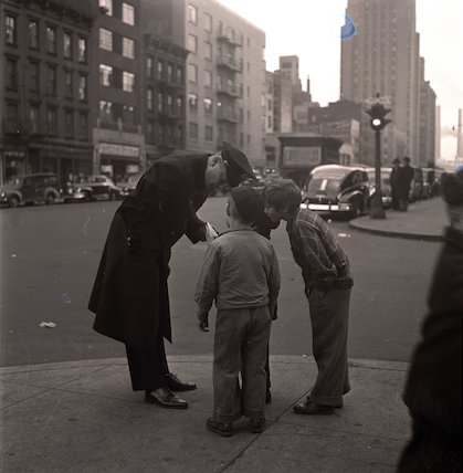 Street scenes, NYC