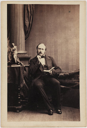 Albert Prince Consort, about 1859