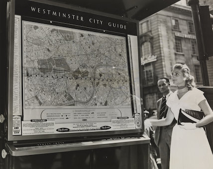 Westminster's first City Guide, 1954