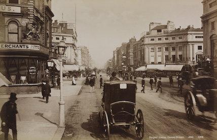 'Regent Circus, Oxford Street'