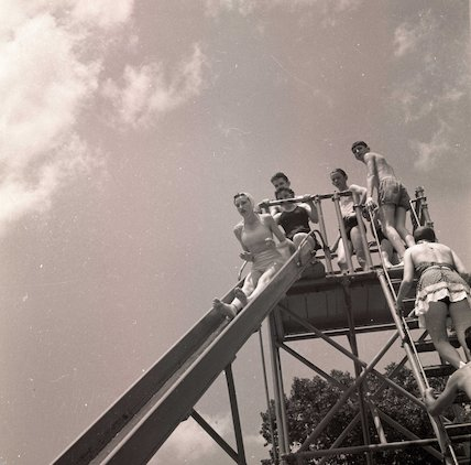 Glen Echo Amusement Park, Glen Echo, Maryland
