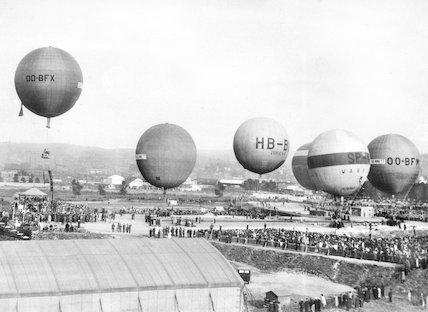 Gordon Bennett balloon race