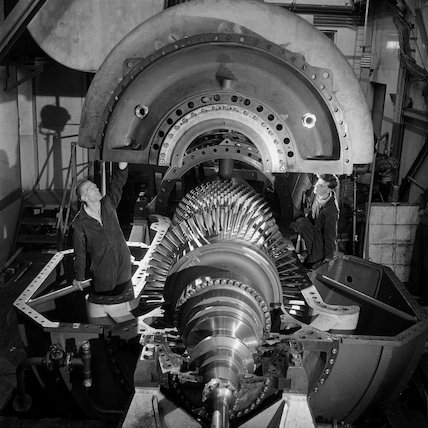 Industrial gas turbine