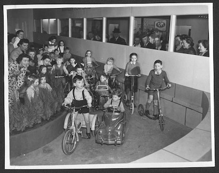 'Playland at Olympia', 1949