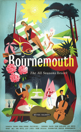 Bournemouth, the all seasons resort