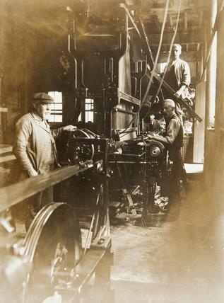John A Wood Ltd  Mount Street Mills  c.1910s.
