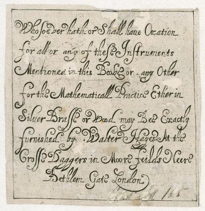 Trade card: Walter Hayes