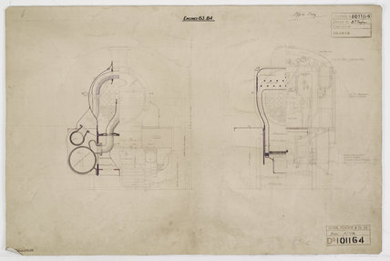 Engineering drawing  1926,A1966.24/MS0001/3/101164