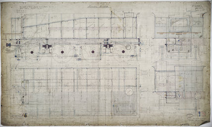 Engineering drawing  1901,A1966.24/MS0001/3/61083