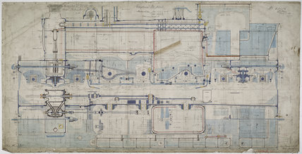 Engineering drawing  1902,A1966.24/MS0001/3/62156