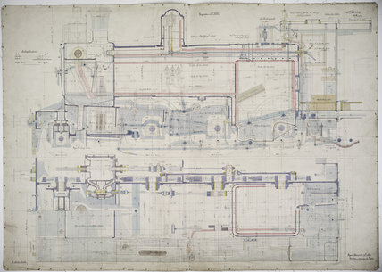 Engineering drawing  1903,A1966.24/MS0001/3/62409