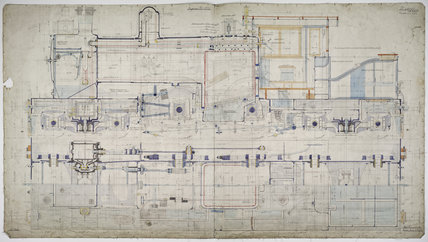 Engineering drawing  1903,A1966.24/MS0001/3/62797
