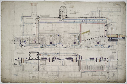 Engineering drawing  1903,A1966.24/MS0001/3/63062