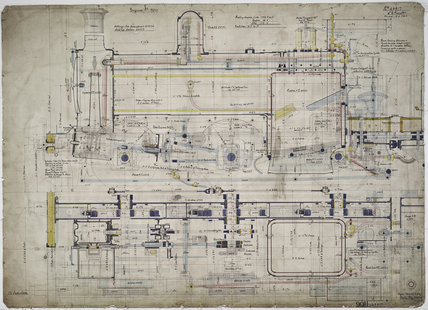 Engineering drawing  1903,A1966.24/MS0001/3/63317/2