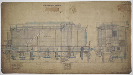 Engineering drawing  1903,A1966.24/MS0001/3/63476
