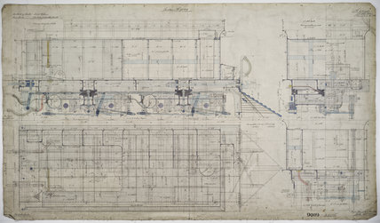 Engineering drawing  1903,A1966.24/MS0001/3/64115