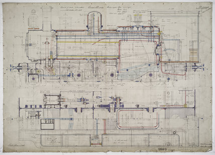 Engineering drawing  1904,A1966.24/MS0001/3/64492