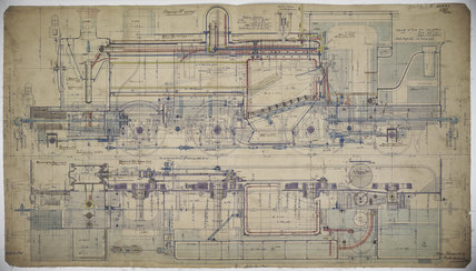 Engineering drawing 1904,A1966.24/MS0001/3/65223