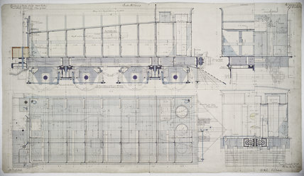 Engineering drawing 1904,A1966.24/MS0001/3/65244