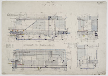 Engineering drawing 1904,A1966.24/MS0001/3/65344
