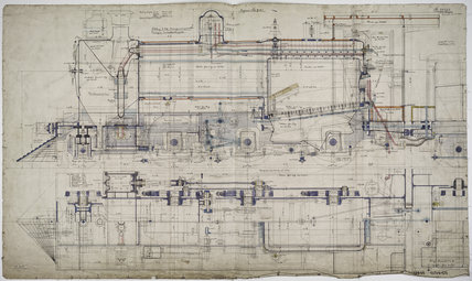 Engineering drawing 1904,A1966.24/MS0001/3/65448