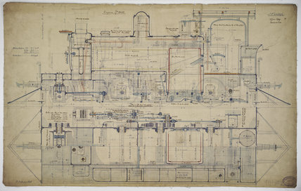 Engineering drawing 1903,A1966.24/MS0001/3/65596