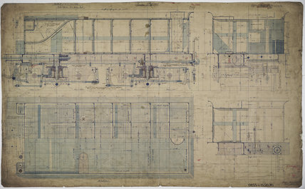 Engineering drawing 1904,A1966.24/MS0001/3/65676