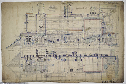Engineering drawing 1904,A1966.24/MS0001/3/65870