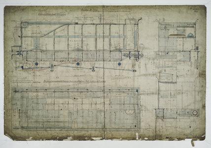 Engineering drawing, 1889