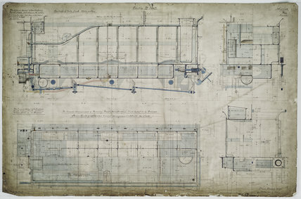 Engineering drawing, 1898