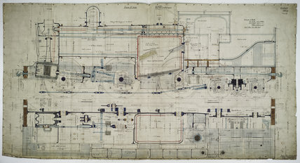 Engineering drawing, 1899