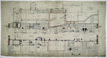 Engineering drawing, 1899