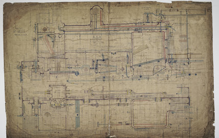 Engineering drawing, 1904