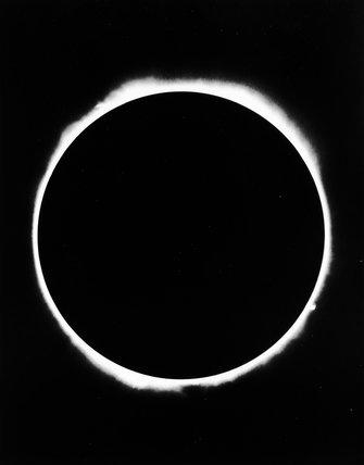 Solar corona, July 6th 1936.