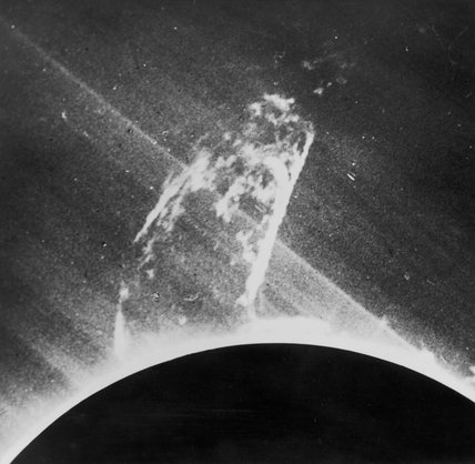 Eruption on the Sun, May 26d 8h 51m 1916.