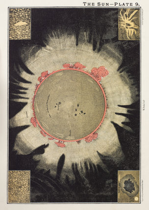 The Sun: A Handbook and Atlas of Astronomy