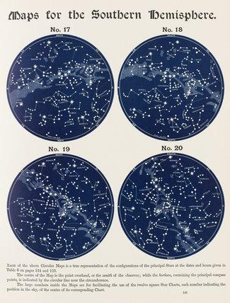 Southern Hemisphere: A Handbook and Atlas of Astronomy